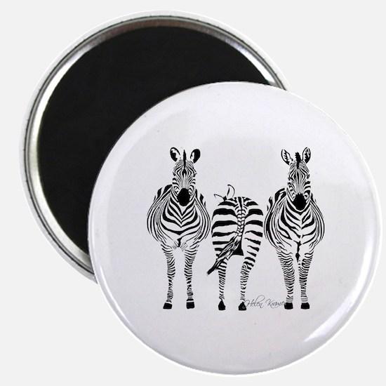 Zebra Power Magnet