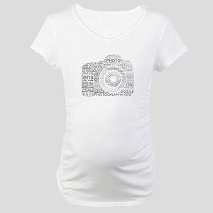 Photographer Maternity T-Shirt