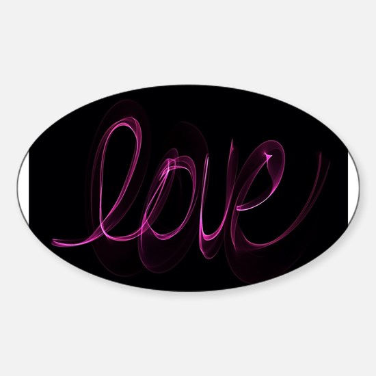 Love Valentine Decal
