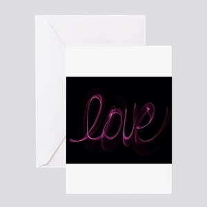 Love Valentine Greeting Cards