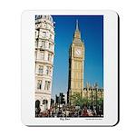 Big Ben - Mousepad