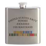 USS marchand Flask