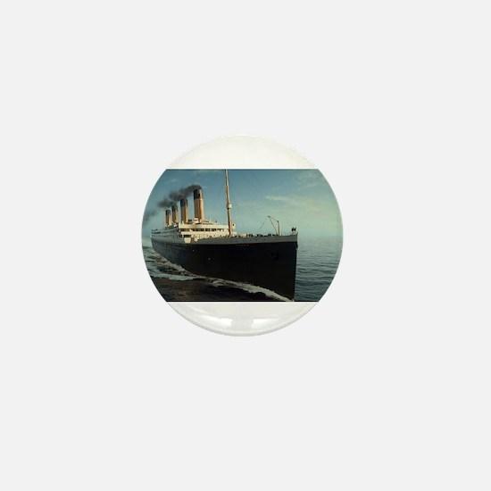 Unique Titanic Mini Button