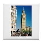 Big Ben - Tile Coaster
