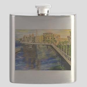 Bari Italy Flask