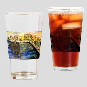 Bari Italy Drinking Glass