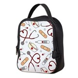 Nursing Neoprene Lunch Bag