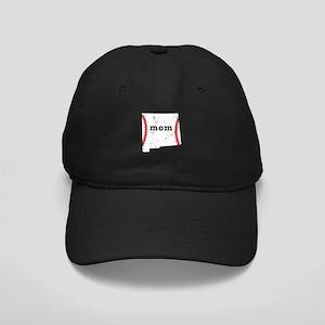Teeball Mom Shirt New Mexico Black Cap with Patch