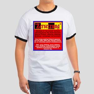 ZERSETZUNG USA T-Shirt