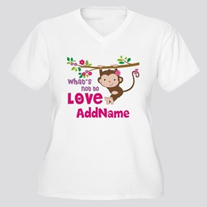 ac43b9afd3ea92 Safari Baby Shower Women s Plus Size T-Shirts - CafePress