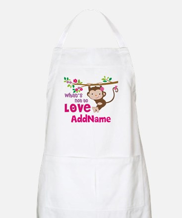 Whats Not to Love Personalized Apron