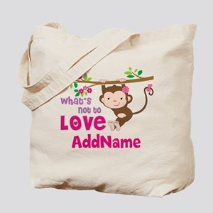 Whats Not to Love Personalized Tote Bag