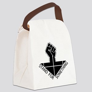 stand for something Canvas Lunch Bag
