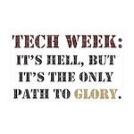 Tech Week 35x21 Wall Peel