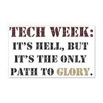 Tech Week 20x12 Wall Peel