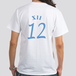 Football Colors Sky Blue T-Shirt