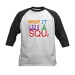 Drop It Like A Squat Baseball Jersey