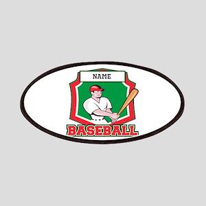 Custom Baseball Batter Patches