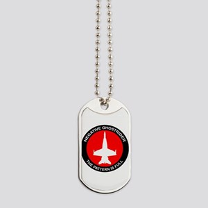 ghost8 Dog Tags