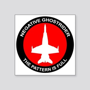 ghost8 Sticker