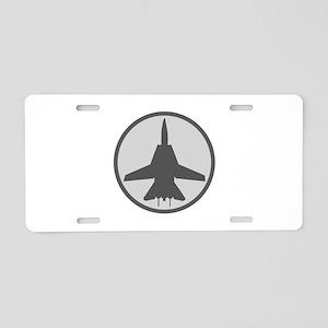 ghost4 Aluminum License Plate