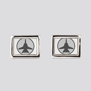 ghost4 Rectangular Cufflinks