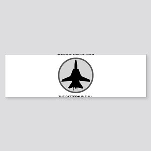 ghost3 Bumper Sticker