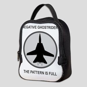 ghost3 Neoprene Lunch Bag
