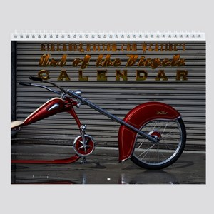 BikeRod&Kustom Art of the Bicycle Calendar