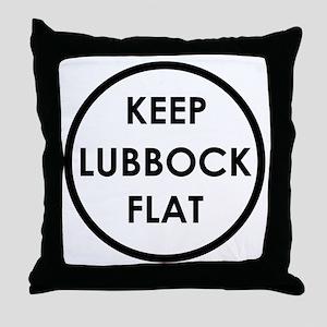 klf1 Throw Pillow