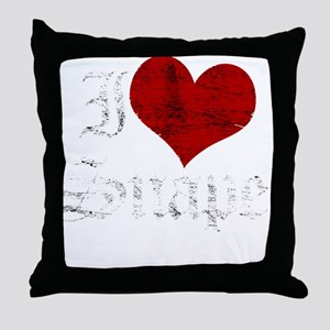 snape1 Throw Pillow