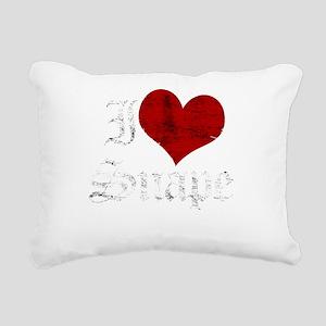 snape1 Rectangular Canvas Pillow