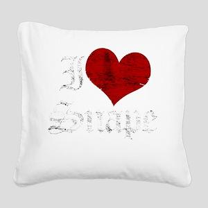 snape1 Square Canvas Pillow