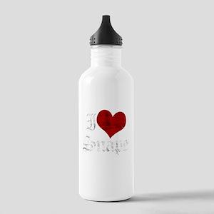 snape1 Water Bottle