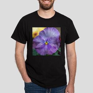 Lavender Pansy Dark T-Shirt