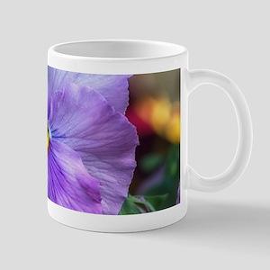 Lavender Pansy Mug