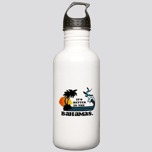 Its Better in the Bahamas Water Bottle