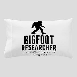 Bigfoot Researcher Pillow Case