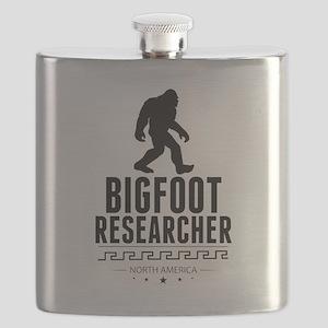 Bigfoot Researcher Flask
