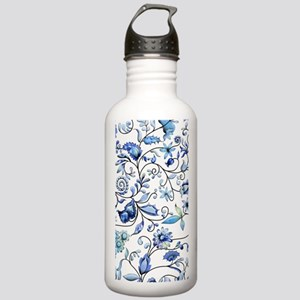Blue Onion Water Bottle