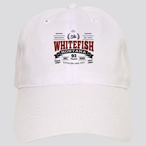 Whitefish Vintage Cap