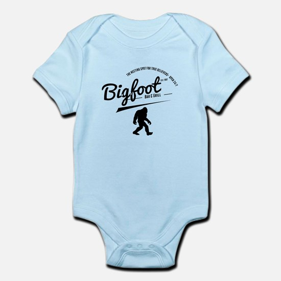 Bigfoot Bar And Grill Body Suit