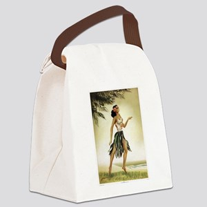 034A© Canvas Lunch Bag
