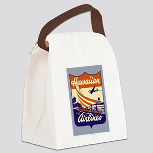 036A© Canvas Lunch Bag