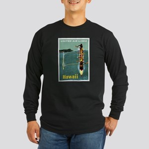 071A© Long Sleeve Dark T-Shirt