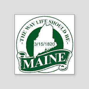 2-me-stamp copy Sticker