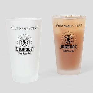 Custom Bigfoot Research Team Field Researcher Drin