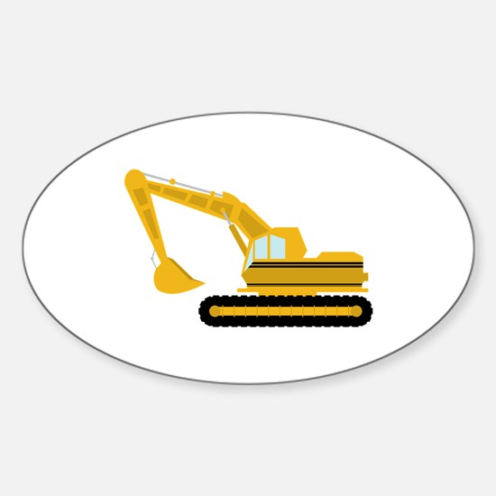 Excavator Decal