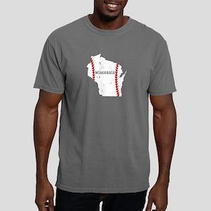 Fastpitch Softball Slow Pitch Softball Wis T-Shirt