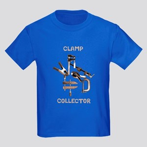 Clamp Collector Kids Dark T-Shirt